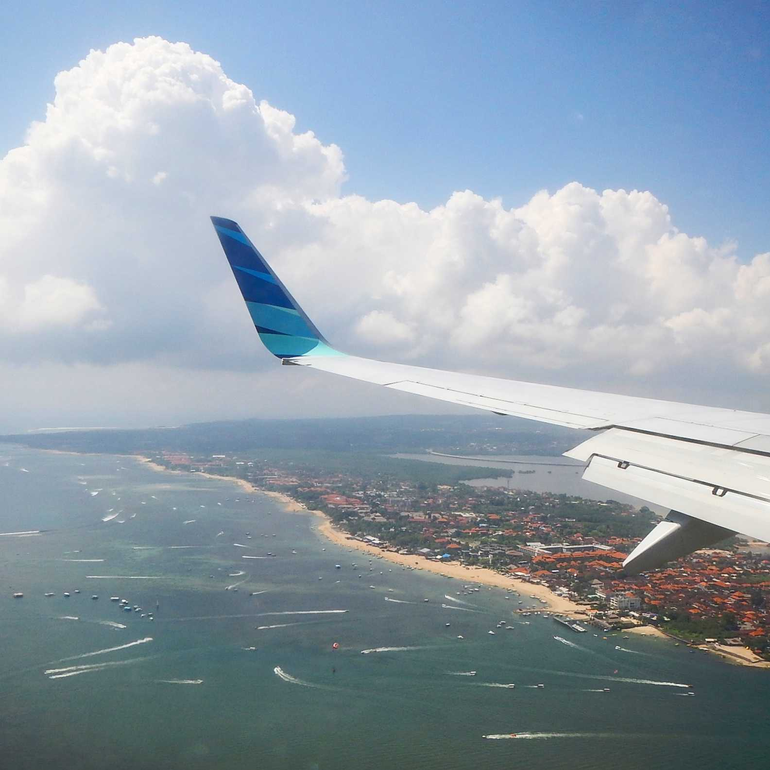 denpasar airport departures