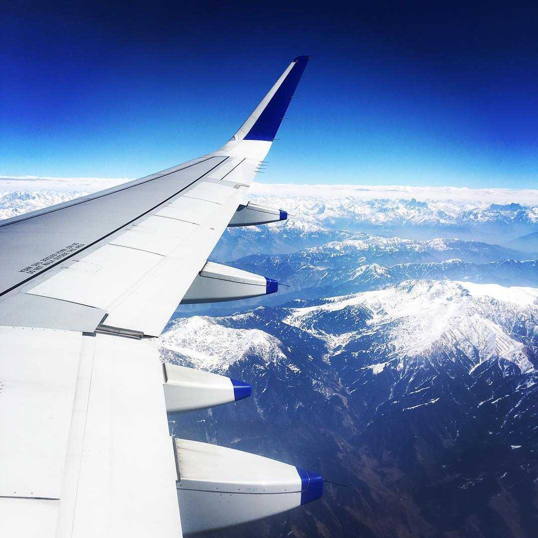 Admirable Best Plane Window Seat View Between Mumbai And Srinagar Ocoug Best Dining Table And Chair Ideas Images Ocougorg