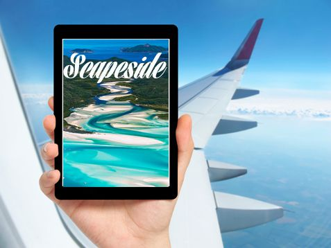 Scapeside on smartphone and tablet